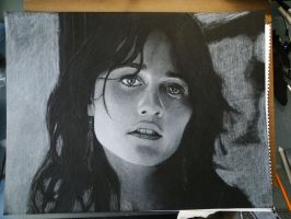 Robin Tunney WIP by thunderdogs