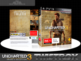 Uncharted 3: Drake's Deception by TwistRox