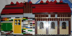 Lego House Concept no3 by Ienkoron
