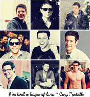 Rest In Peace Cory Monteith by Before-I-Sleep