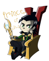 Prince of Lies by Shioji-san