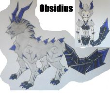 Obsidius- Alaukika contest submission by THE-Supreme-Overlord