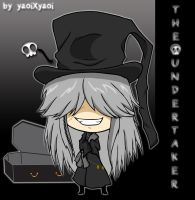 The Undertaker Chibi by risaXrisa