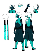 Dioptase reference sheet by Geek-Antic