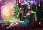 Freya : The Fairy Queen by RenePolumorfous