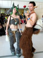 Tracon 2012 with gf. by KarvaRausku