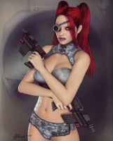 Mad Jane by LilFlames