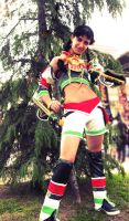 Talim - Soul Calibur 2 by Moony-Cosplay