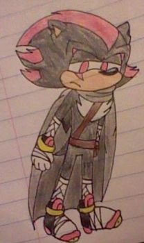 Sonic Boom Shadow by Imtailsthefoxfan