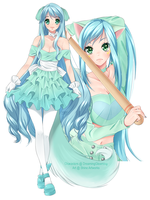 Commissions for DreamingGleaming by ShineArtworks