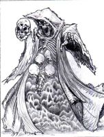 Undead Lord of Chaos by superpauloitalo