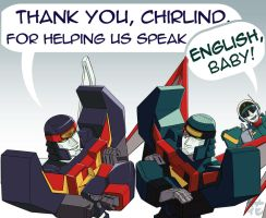 Thank you, Chirlind by hanaraad
