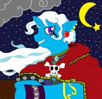 Trixie the Pirate Queen by McGreger16