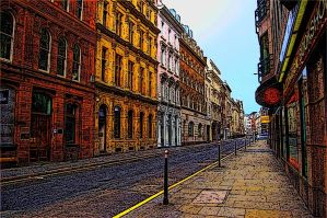 Ink Street by DeductiveAndroid