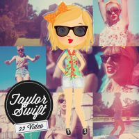 Taylor Swift ''22 Video'' Doll by PrettyLadySwag