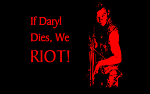 If Daryl Dies -WP by DTWX