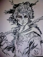Jack Frost by PrinceAtarenRoyal