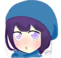 Cold Hinata by drive-a-leaf