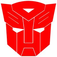 Transformers Live-Action Movie Autobots Symbol - 2 by mr-droy