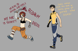 BL2 multiplayer doodle by ThisIsNotDolly