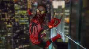 Ultimate Spiderman: Thwip! by mrhobo87