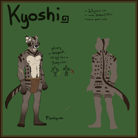 Kyo Sheet by NicoleSt