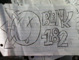 Blink182  again by CrashSolar