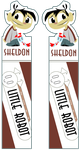 Bookmarks - MLaaLR - Sheldon by Hikoishi