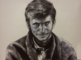 Norman Bates by savannahrcb