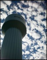 The Water Tower by BeckyMarie73