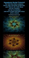 Apophysis Script Tutorial for beginners and others by Scriptscriber