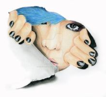 G Dragon Big bang by BlueBerry-is-cute