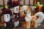 Merry Christmas from Apple Jack by WhiteDove-Creations