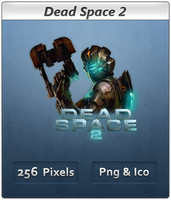 Dead Space 2 - Icon 2 by Crussong