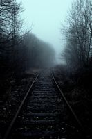 Railroad II by Alfader
