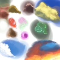 Cloud Study by ManiacPaint