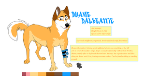 Duane Reference by khalamithy