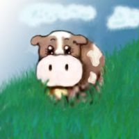 COW of LUFF by eviebaby723