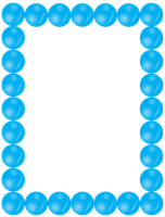 Bubble Border by water16dragon