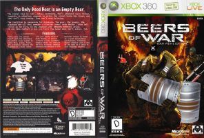 Beers of War : Sean Weihe by tomeadesign
