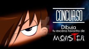 Concurso Dibuja tu escena favorita de Monster by Angelus19