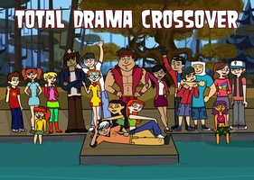 total drama crossover by neopuff