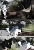 The Whitefall Wanderer Page 61 by Cylithren