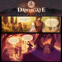 The Dawngate Chronicles - Page 5 preview by nicholaskole
