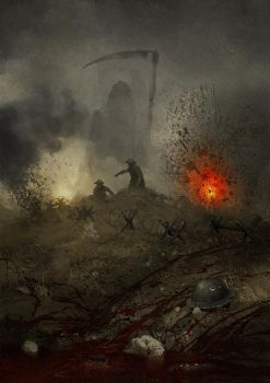 War is Hell by EthicallyChallenged