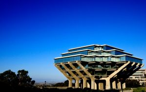 Geisel Library by mnjul
