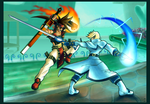 Collab- Guilty Gear Color by FlowMaster