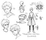 Artslam 2015 Character Design1 by Vol-chan