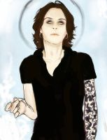 Ville Valo again by Digitalsnake