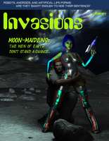 Invasions Issue #1 by WulfricF